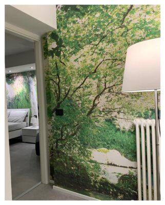 Corridoio-Appartamento vacanze-Riva del Garda(TN)