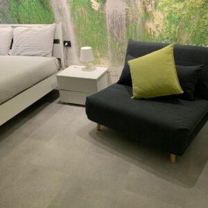 Dettaglio camera da letto-Appartamento vacanze-Riva del Garda(TN)